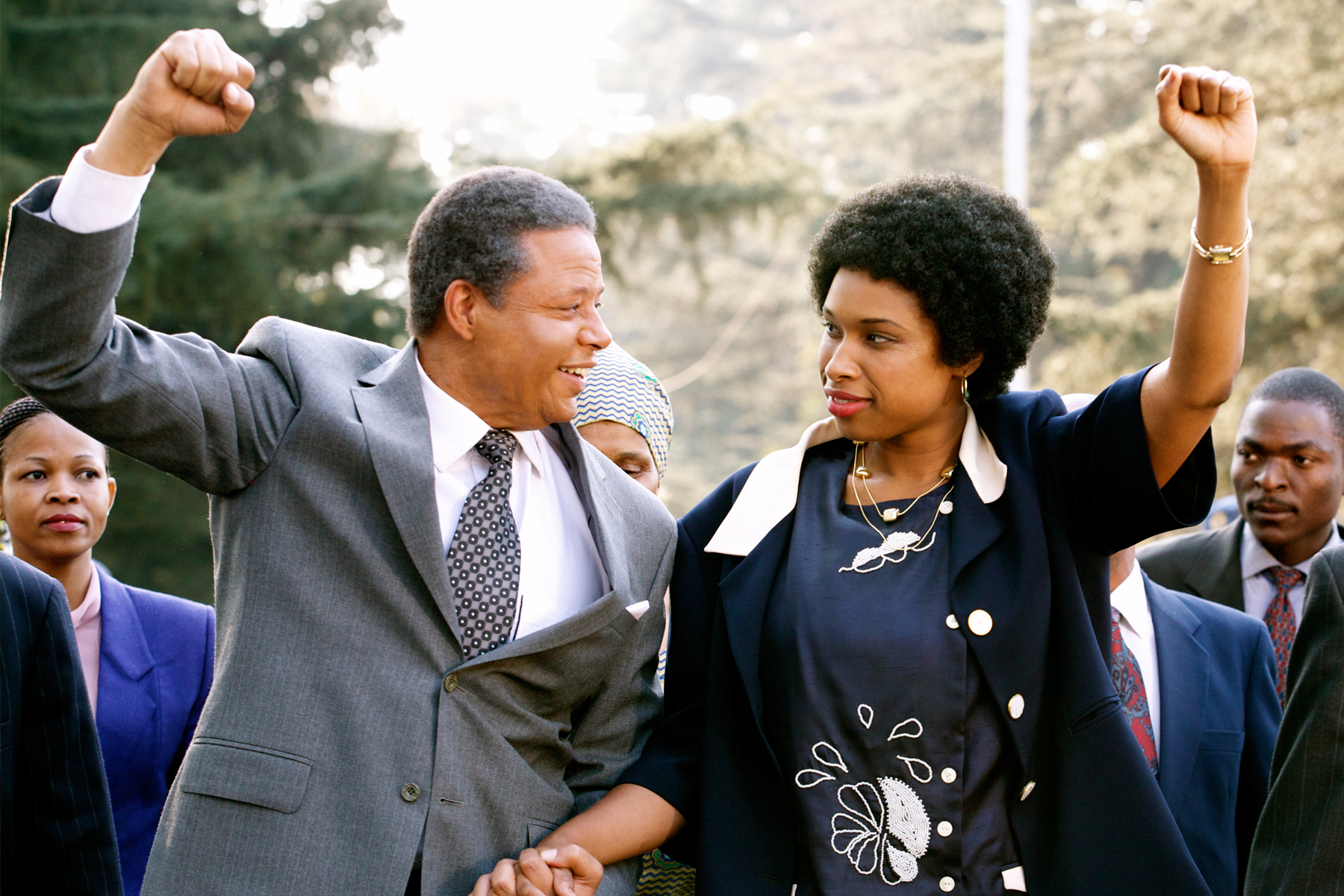Watch Jennifer Hudson, Terrence Howard in Winnie Mandela ...