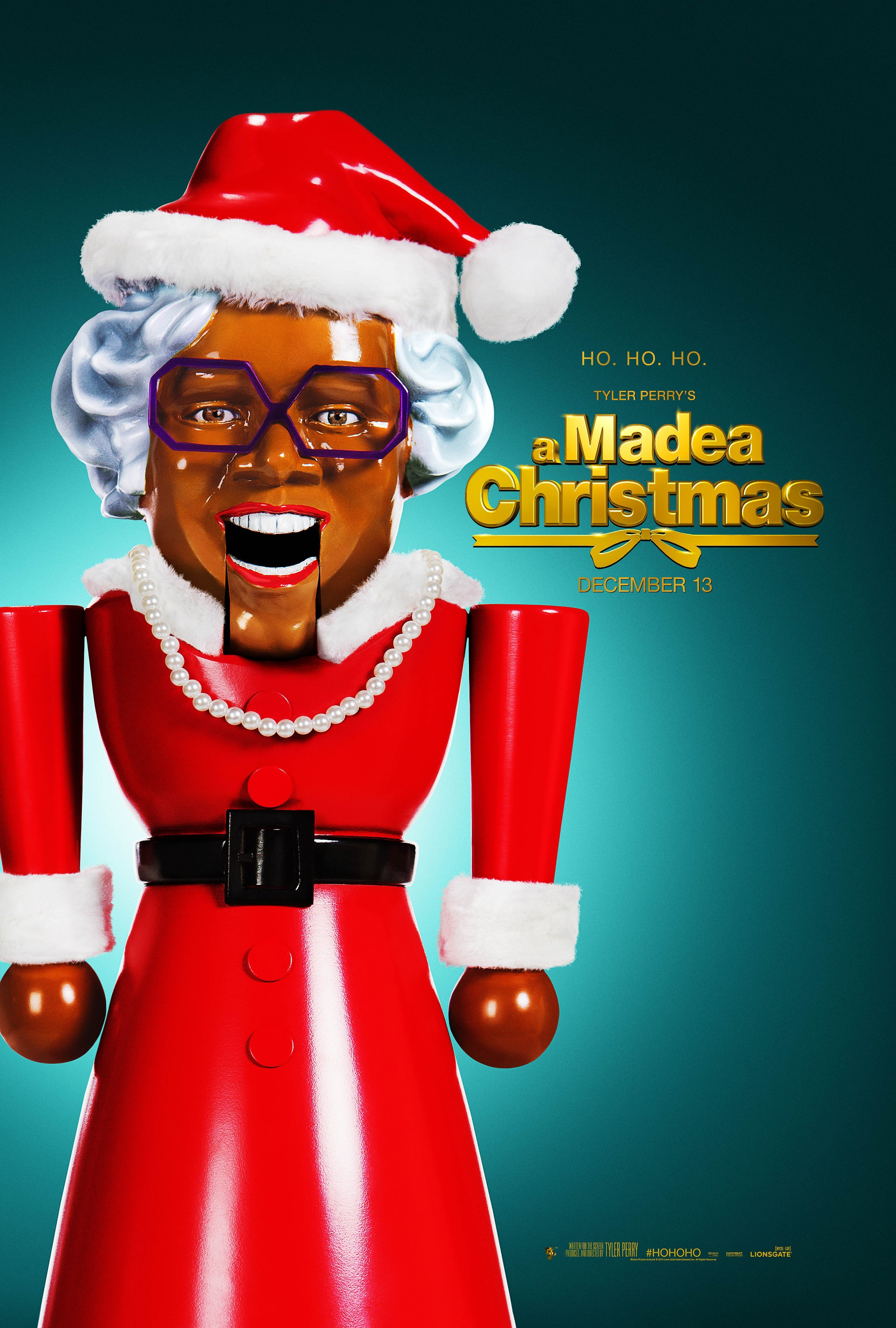 Watch Full Trailer To Tyler Perry's A Madea Christmas - blackfilm ...