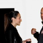 Fast 7 set pic - Gal Gadot and Vin Diesel