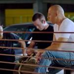 Fast 7 set pic - James Wan, Vin Diesel, Lucas Black