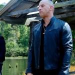 Fast 7 set pic - Paul Walker, Vin Diesel, Nathalie Emmanuel