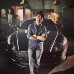 Fast 7 set pics - James Wan on set