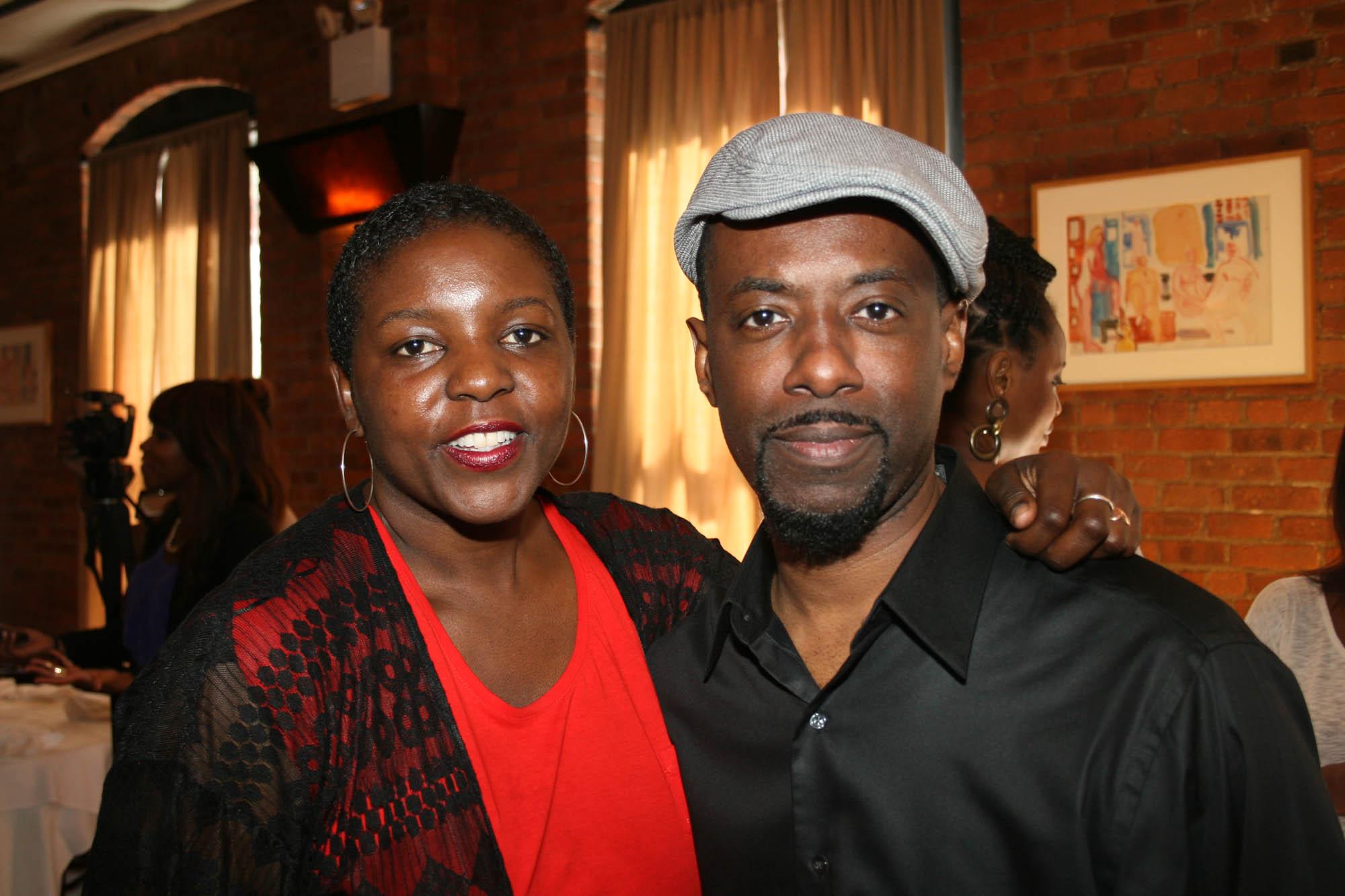 The New Black director Yoruba Richen and In Search of the Black Knight