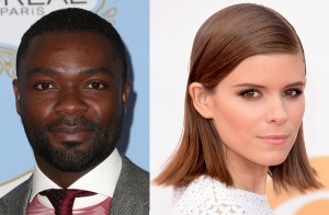 David Oyelowo and Kate Mara