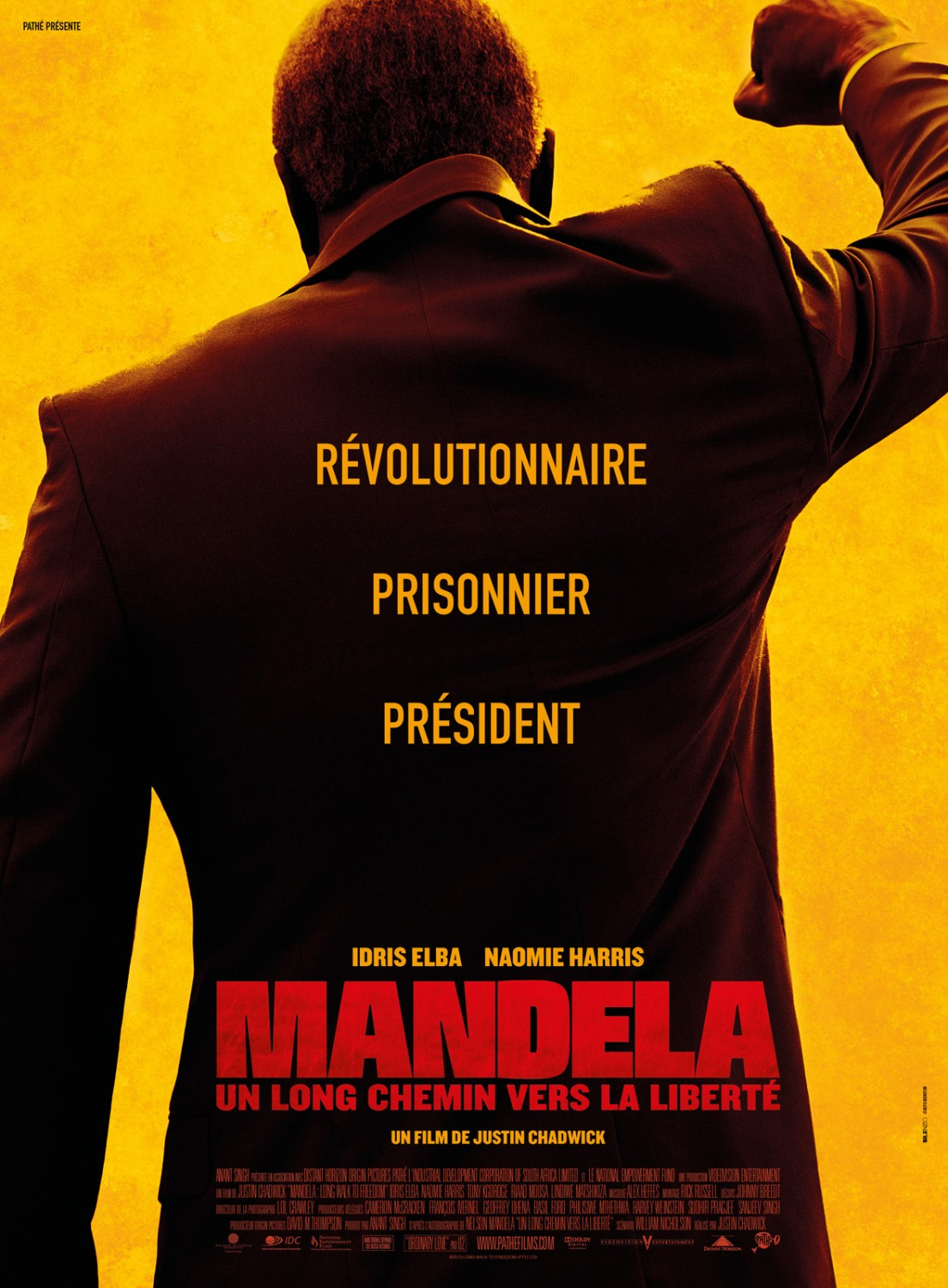 Mandela Long Walk to Freedom Poster 7 - blackfilm.com/read  blackfilm ...
