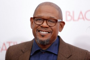 Black Nativity premiere - Forest Whitaker 2