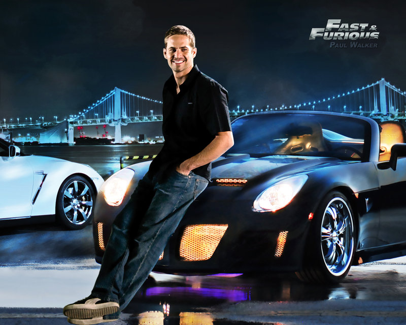 Fast And Furious Star Paul Walker Killed In Car Crash