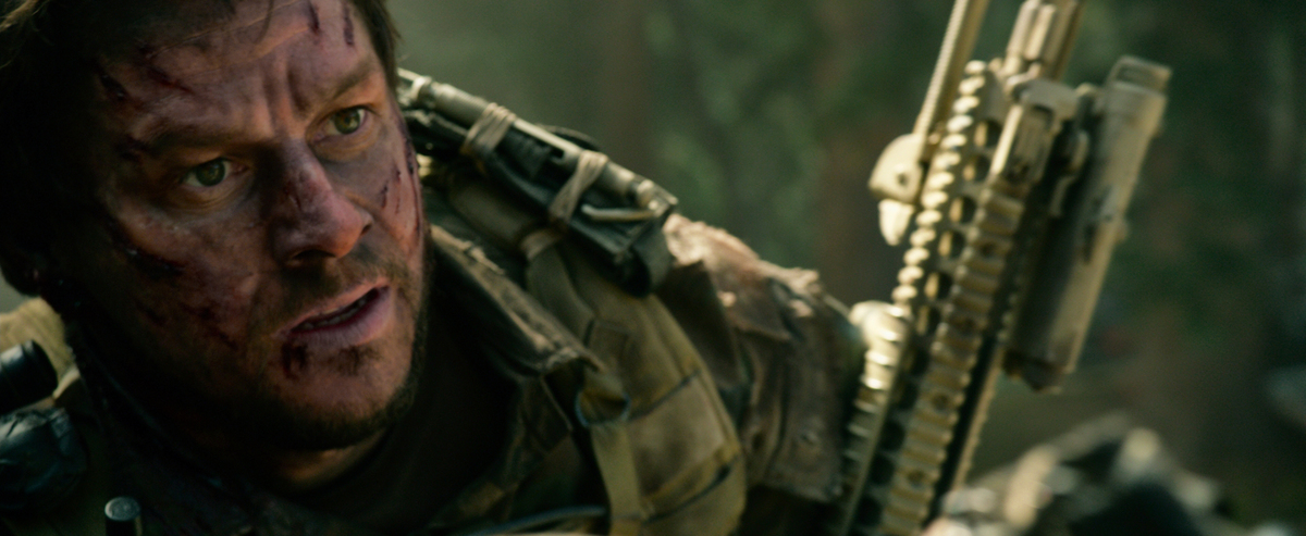 Mark Wahlberg Talks 'Lone Survivor' - Blackfilm - Black