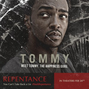 Repentance poster - Anthony Mackie