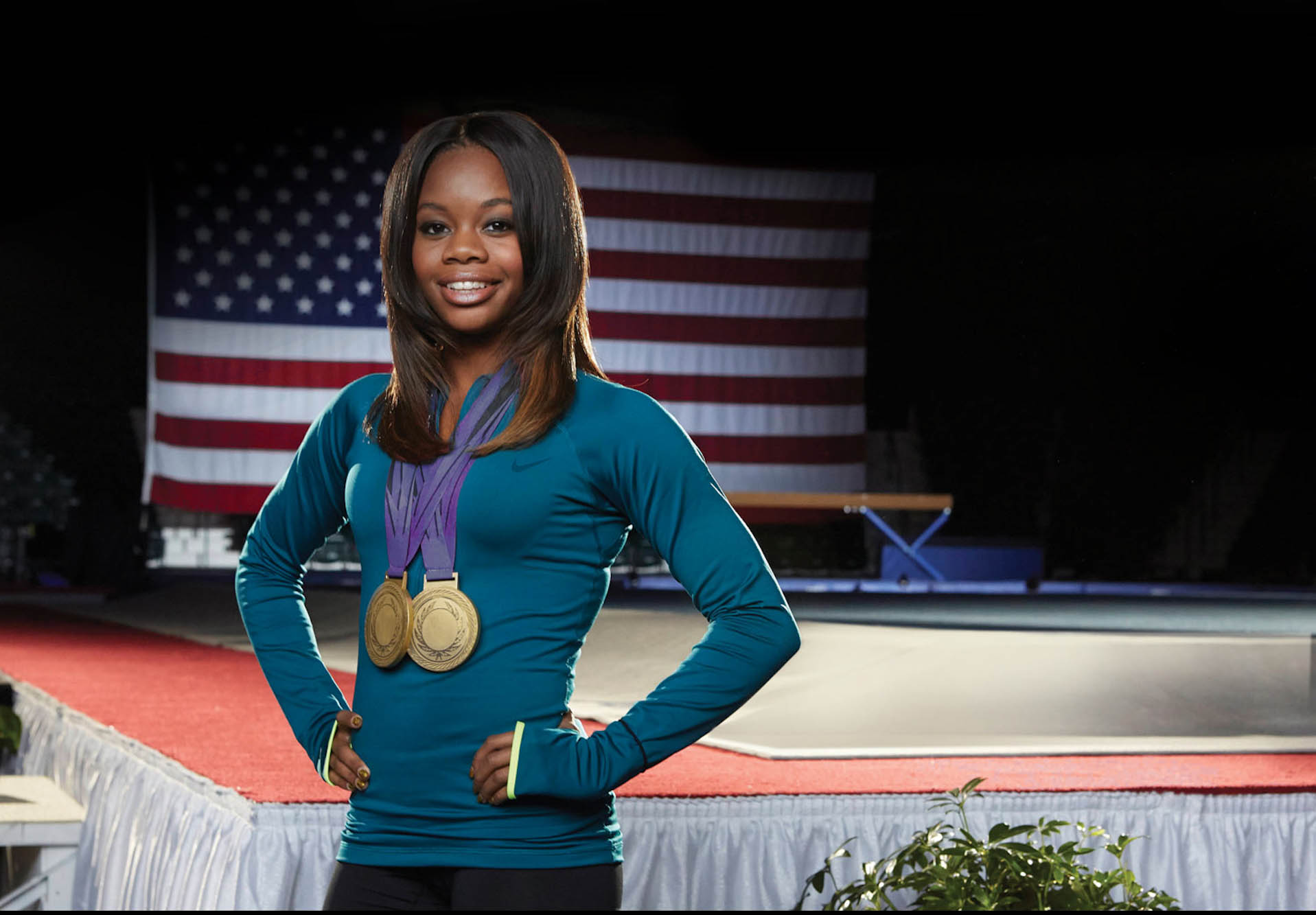 The Gabby Douglas Story - blackfilm.com/read | blackfilm ...
