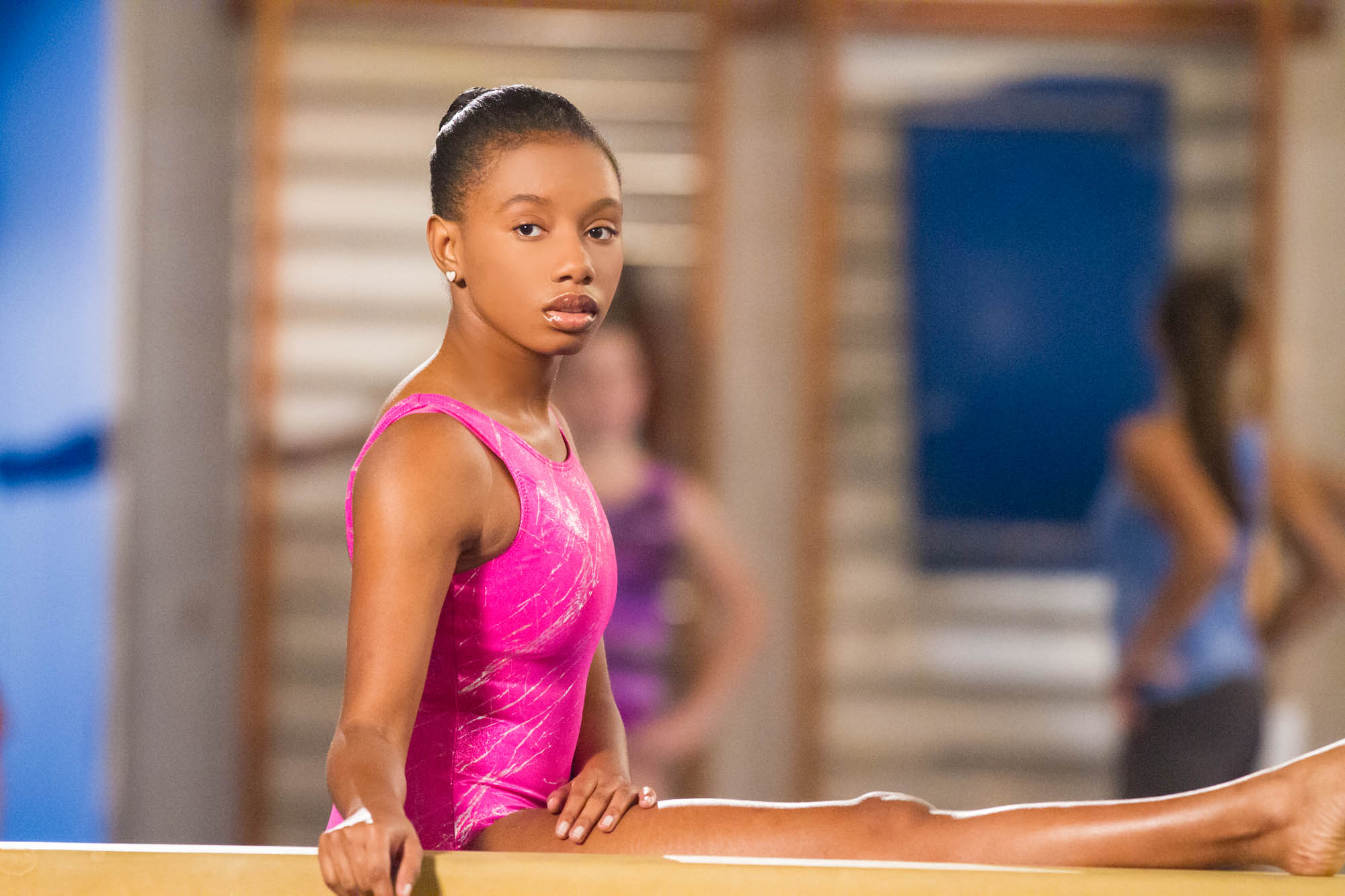 Imani Hakim talks The Gabby Douglas Story - blackfilm.com ...