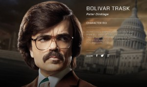 X-Men Days of Future Past character bio - Peter Dinklage as Bolivar Trask