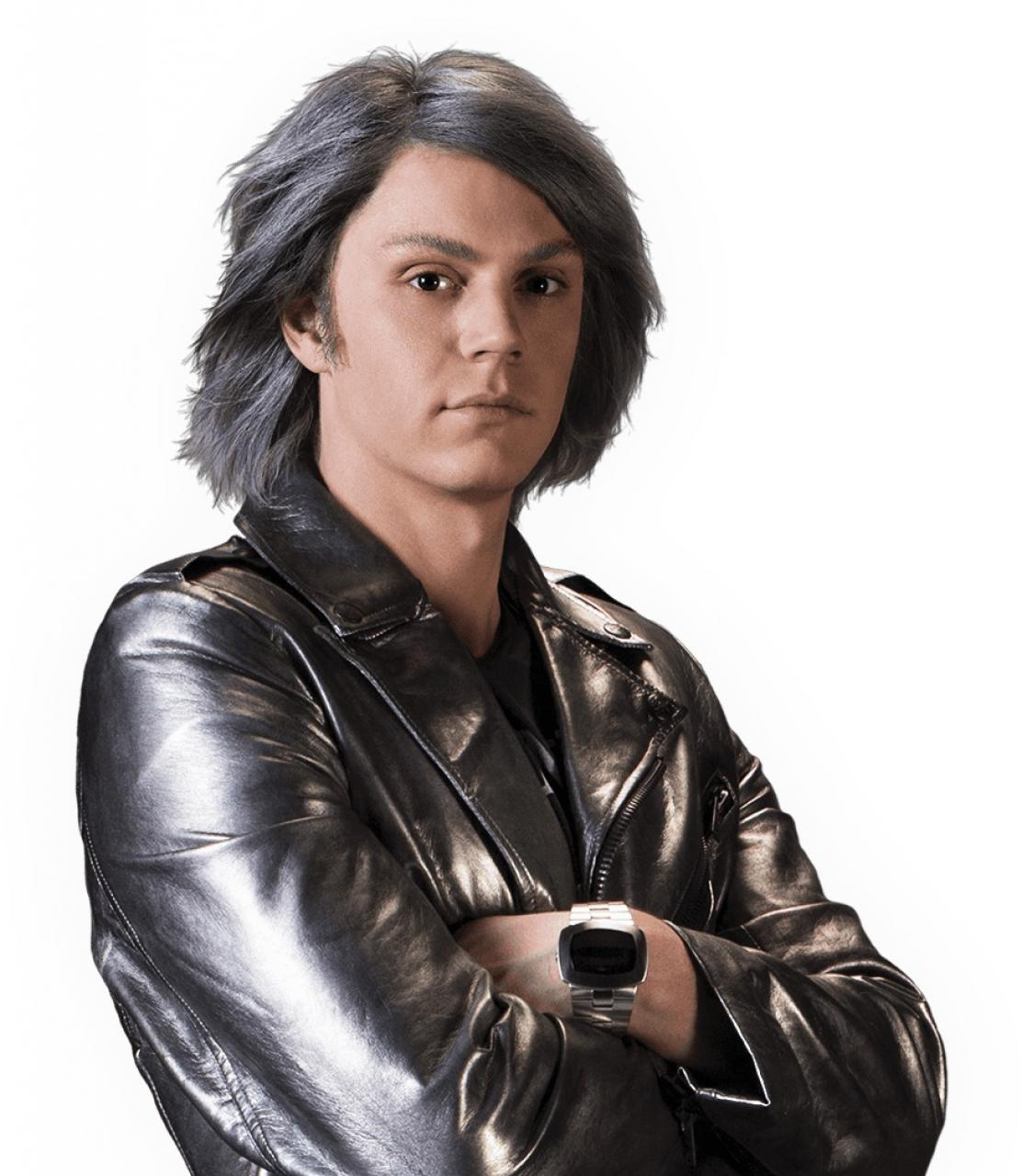 X-Men Days of Future Past character photo - Evan Peters as ... X Men Evolution Iceman