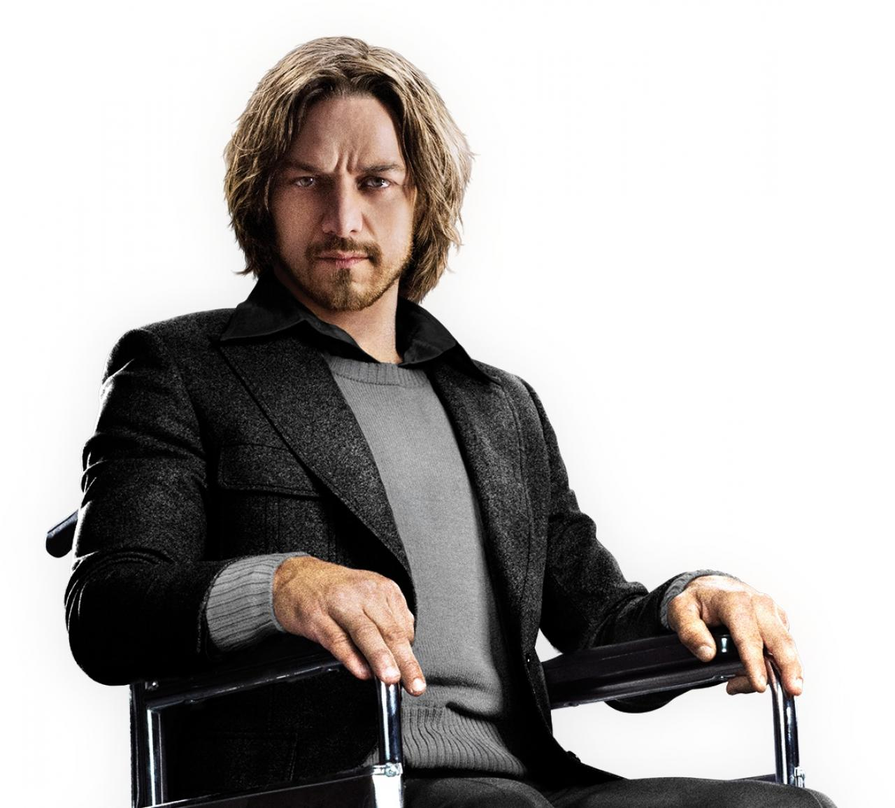 X-Men Days of Future Past character photo - James McAvoy ... X Men Days Of Future Past Professor X