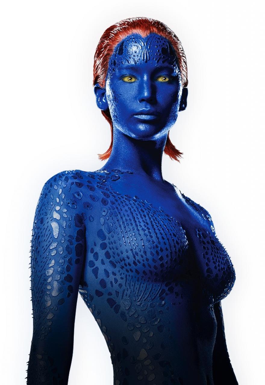 X-Men Days of Future Past character photo u2013 Jennifer Lawrence as Mystique  sc 1 st  Blackfilm.com & X-Men Days of Future Past character photo - Jennifer Lawrence as ...