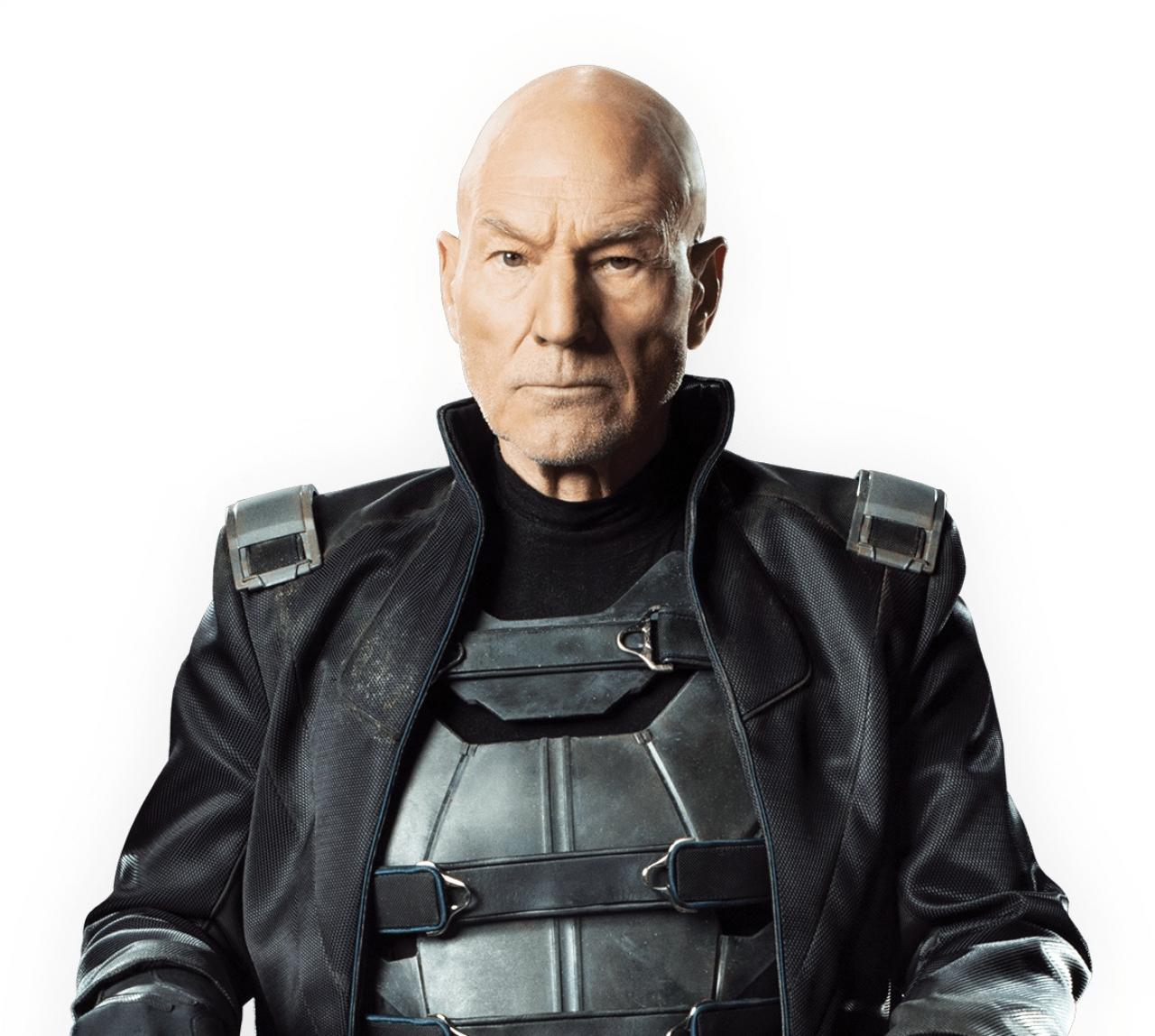 X-Men Days of Future Past character photo - Patrick ... X Men Days Of Future Past Professor X