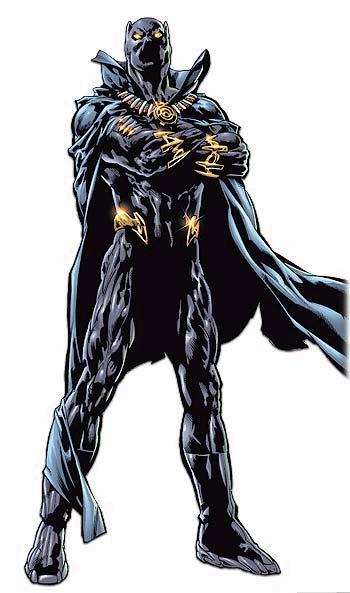 Black Panther Panthers Chadwick Boseman Cape