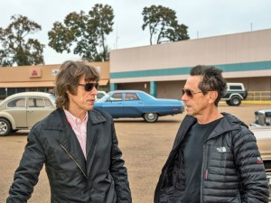 Get On Up 9 - producers Mick Jagger and Brian Grazer