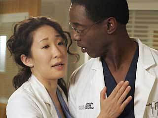 dr burke and yang relationship questions