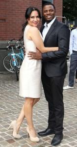 Derek Luke and Sophia Luke 2
