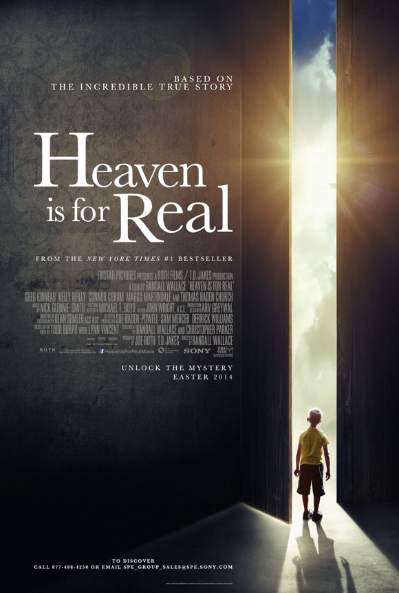 Heaven Is For Real poster 1