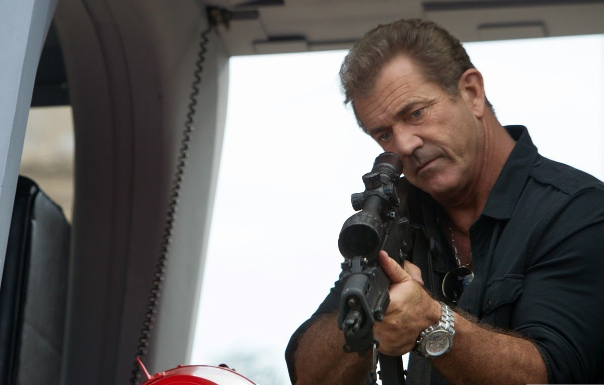 Mel Gibson Expendables 3 Poster The Expendables 3 Mel Gibson