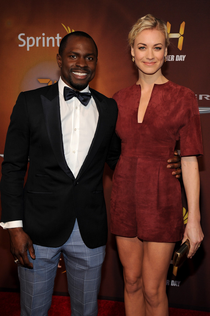 Gbenga Akinnagbe Wallpapers Exclusive Gbenga Akinnagbe Talks Live Another Day