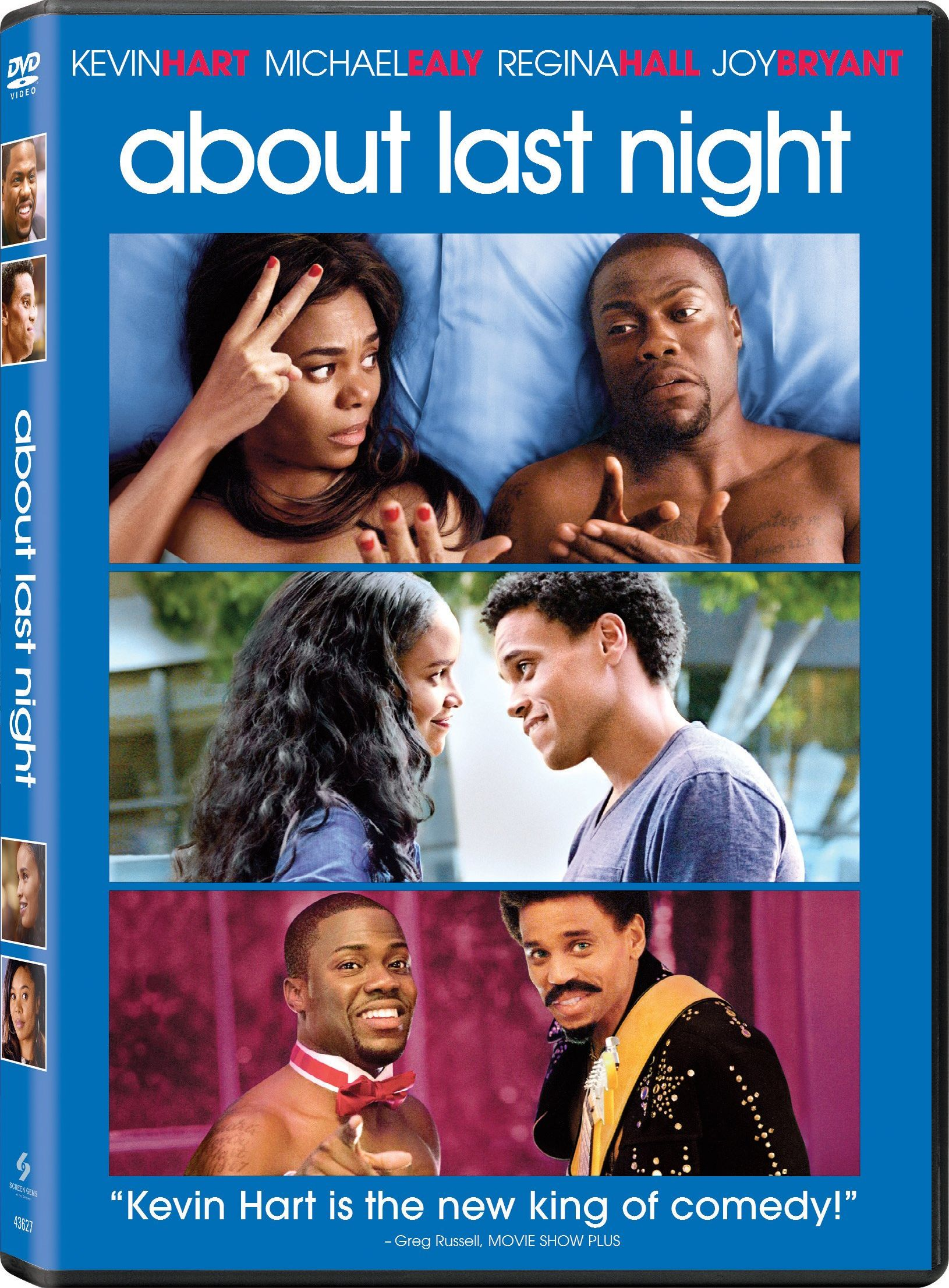 Entertainment Dvd Cover About Last Night Dvd Cover