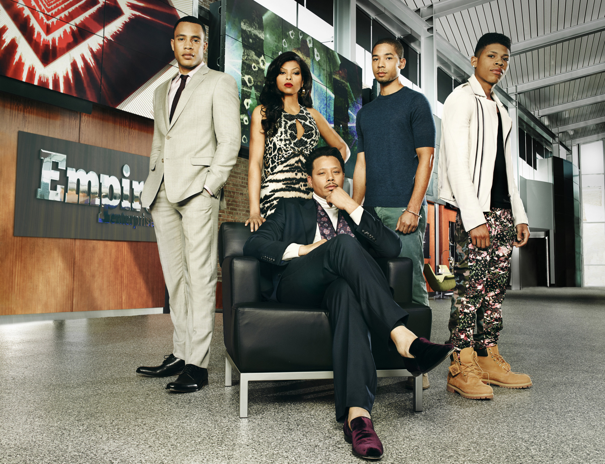 Fox Renews Empire For 2nd Season Along With Gotham And Brooklyn Nine Nine