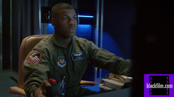 Exclusive First Look At Star Wars John Boyega In 24