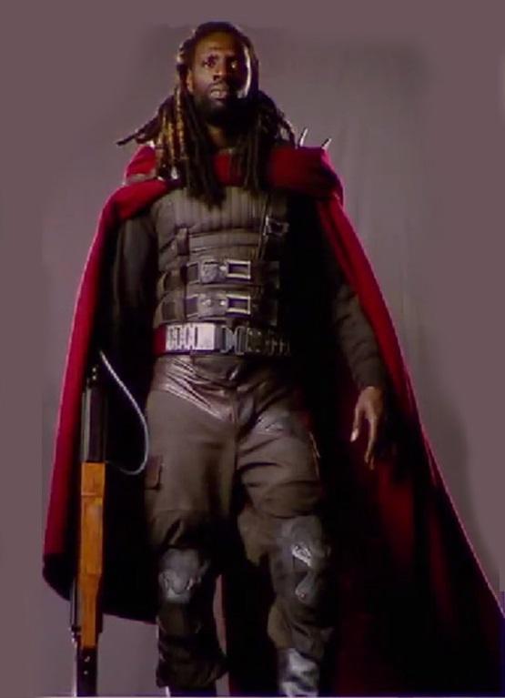 Bishop X Men Costume Omar sy as bishopX Men Bishop Costume