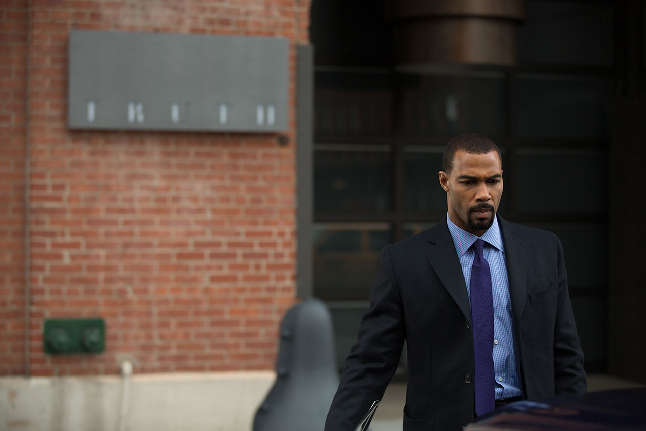 Omari Hardwick Power Suit Power - Omari Hardwick as