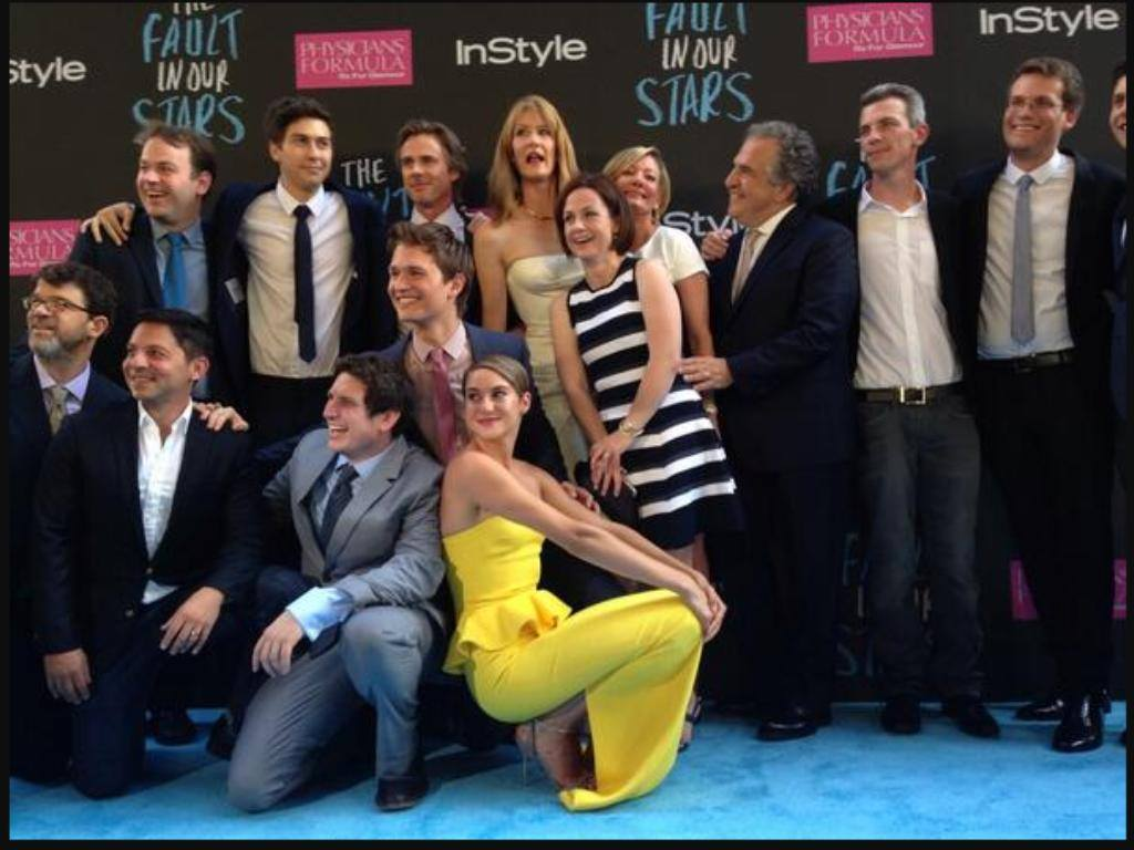 Fault In Our Stars Cast Hookup