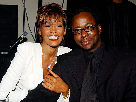 bobby brown and whitney houston relationship after divorce
