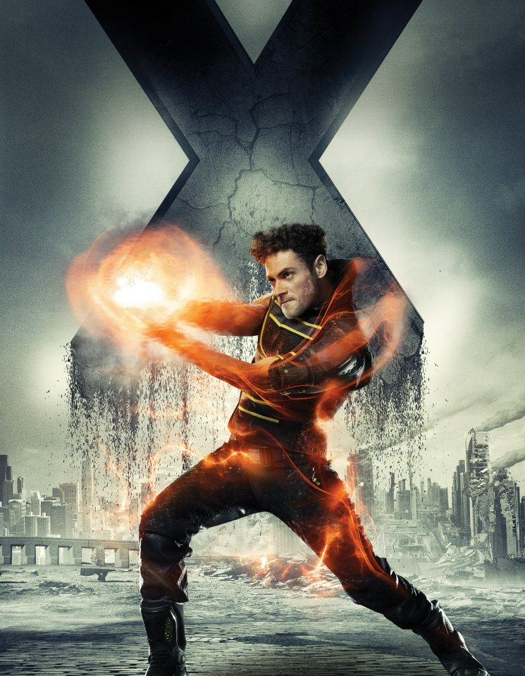 X-Men Days of Future Past character poster - Adan Canto as ...