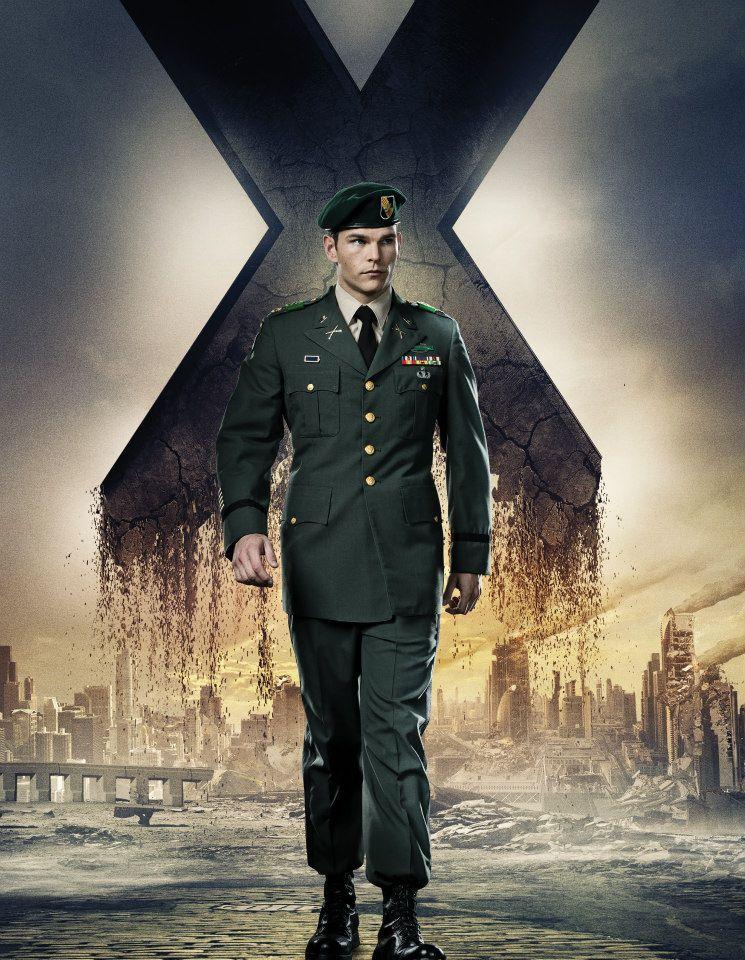 X Men Days Of Future Past William Stryker X-Men Days of Future P...