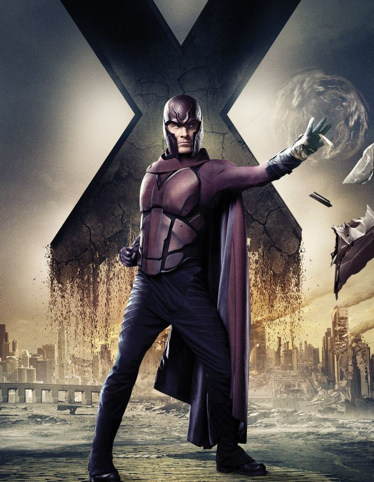 X-Men Days of Future Past character poster - Michael ...
