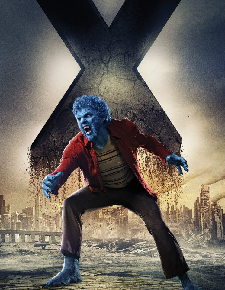 X-Men Days of Future Past character poster - Nicholas ...