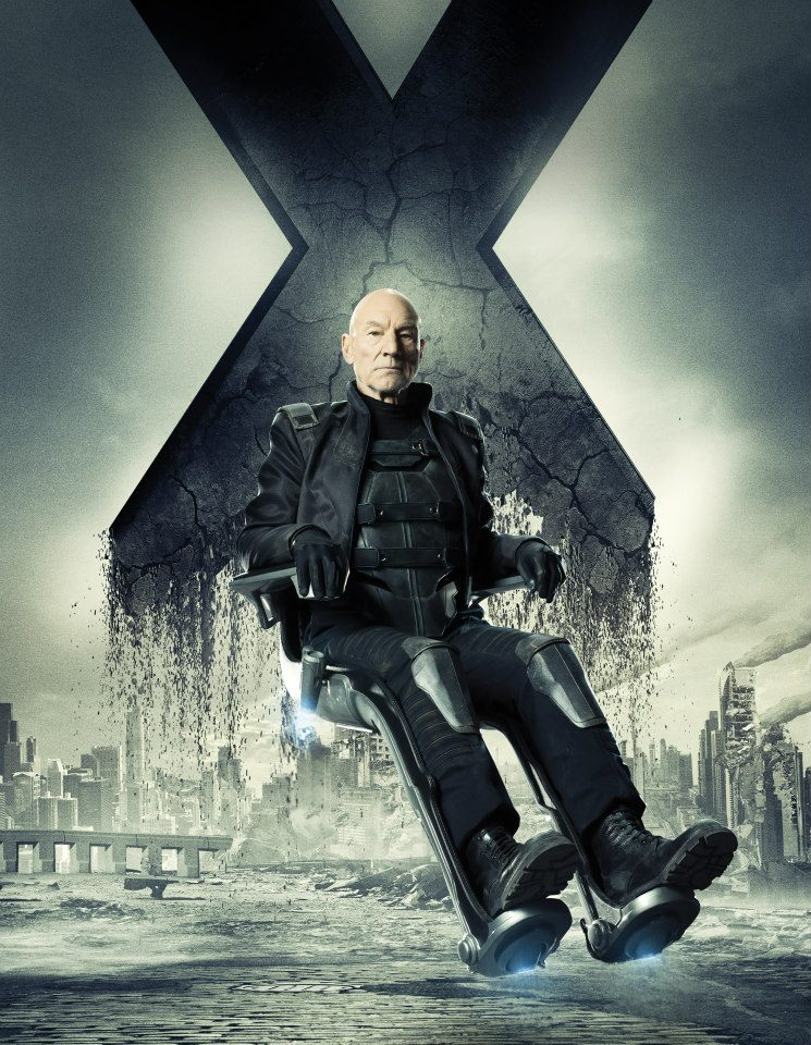 X-Men: Days of Future Past Character Posters Quiz - By JediKid