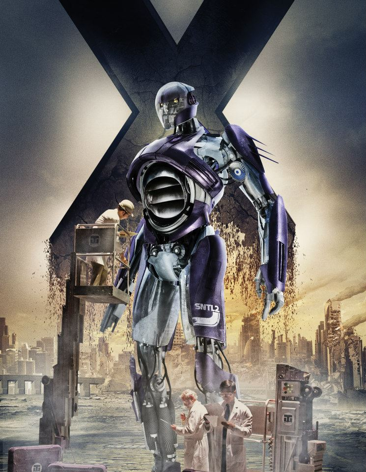 days of future past sentinels - photo #4