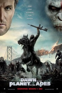 Dawn of the Planet of the Apes Final poster