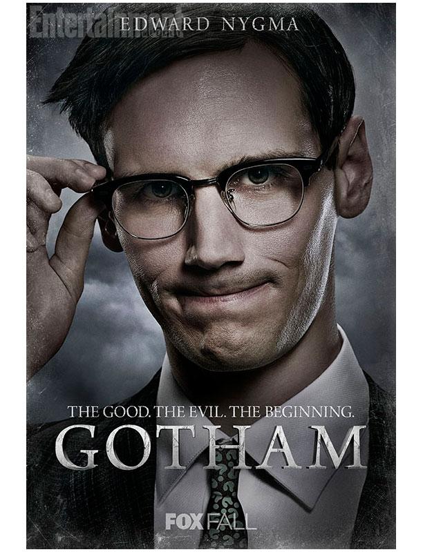 Gotham's Edward Nygma