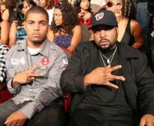 Ice Cube & O'Shea Jackson Jr.