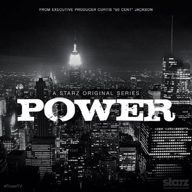 power series on starz second season