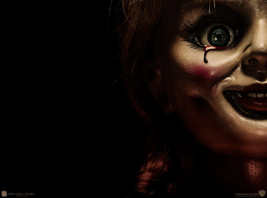Watch Official Trailer To 'The Conjuring' Spinoff ...