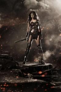 Batman V. Superman - Wonder Woman