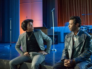 Get On Up 13 - Chadwick Boseman and Nelsan Ellis