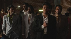 Get On Up 23 - Keith Robinson, Chadwick Boseman, Nelsan Ellis