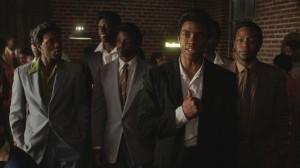 Get On Up 23 - Keith Robinson, Chadwick Boseman, Nelsan Ellis