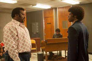 Get On Up 24 - Craig Robinson and Chadwick Boseman